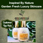 Garden Fresh Luxury Organic Holistic Botanical Skincare