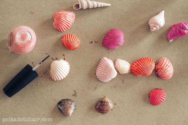 painted-seashells
