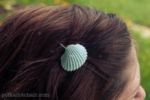 seashell-hair-clip