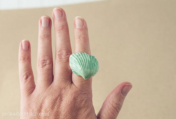 seashell-ring