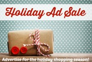 Everything Etsy Holiday Ad Sale