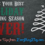 7 Holiday Selling Tips {Etsy Business Video}
