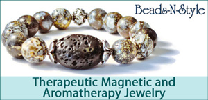Therapeutic Magnetic & Aromatherapy Jewelry