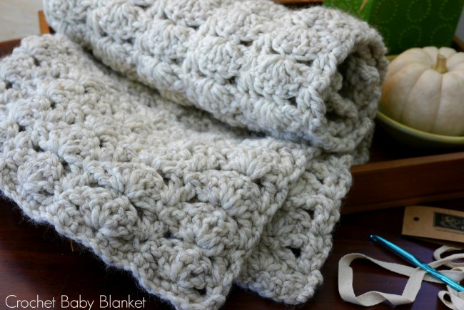 Crochet Baby Blanket on Everything Etsy
