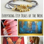 Everything Etsy Deals of the Week!