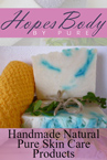 Handmade Natural Pure Skin Care Products