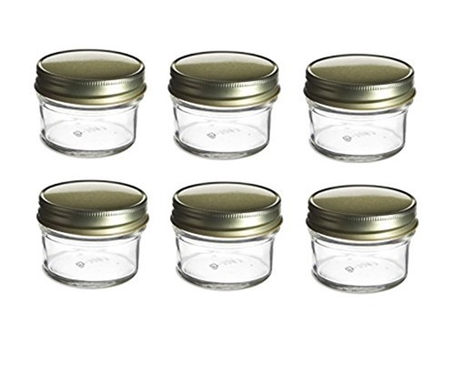 my favorite craft supplies - mini mason jars