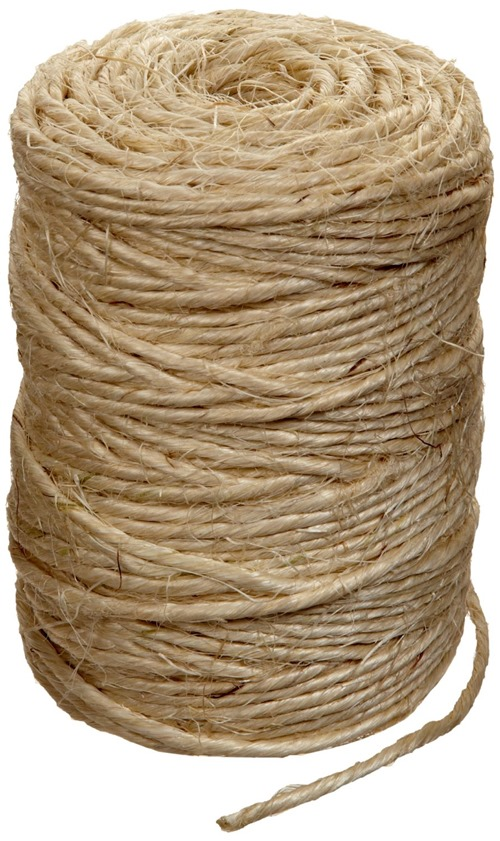 my favorite craft supplies - twine