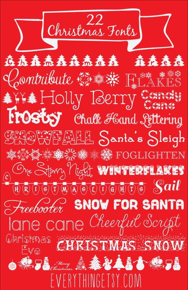 22-Christmas-Fonts-on-EverythingEtsy.com