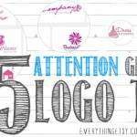 5 Attention Grabbing Logo Design Tips