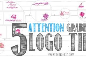 5 Attention Grabbing Logo Tips