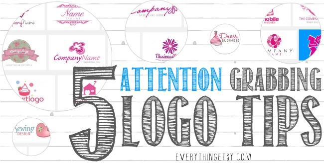 5 Attention Grabbing Logo Tips