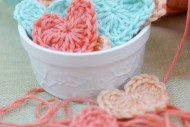 Crochet Heart Video - Free Crochet Pattern by EverythingEtsy.com