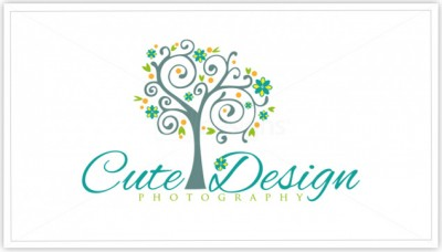 Cute-Design Logo