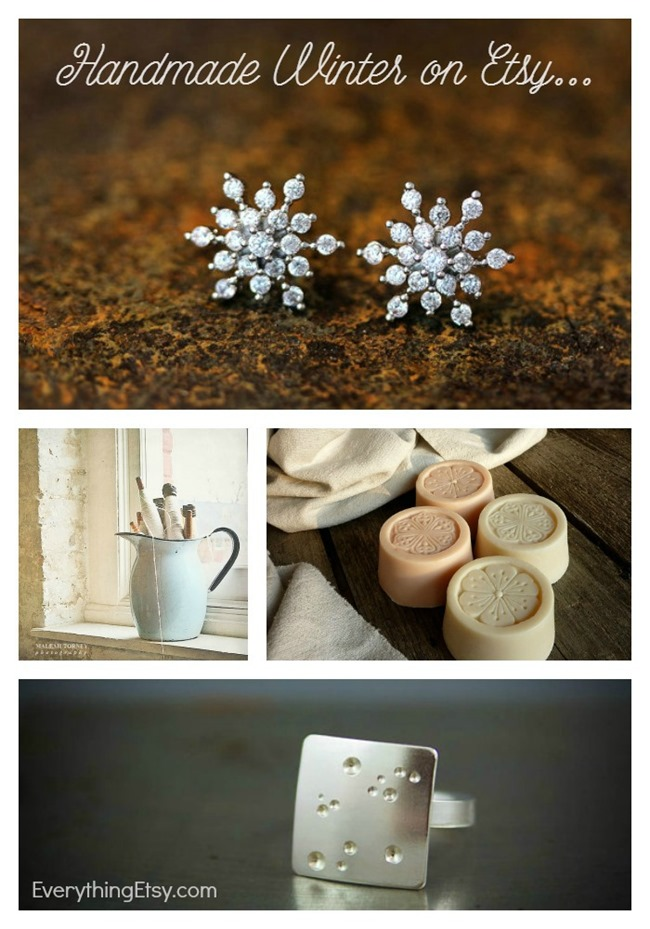 Etsy Love - Winter