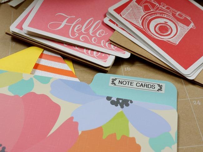 Making folders - get organized - EverythingEtsy.com