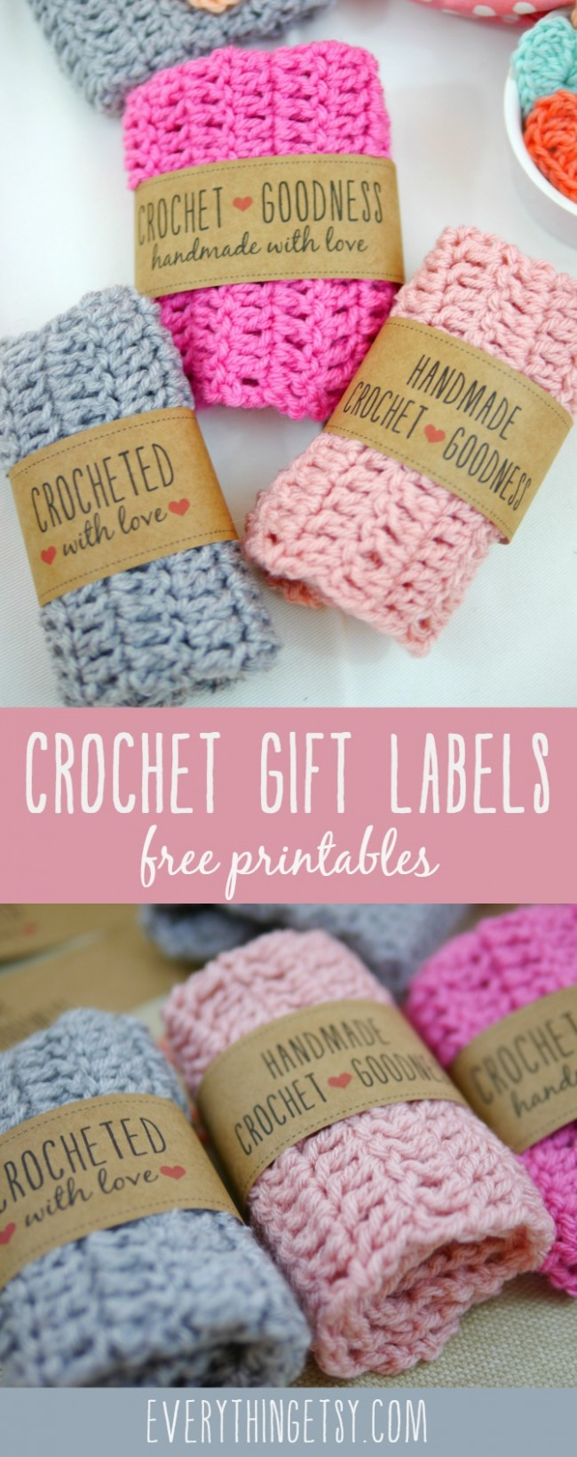 Crazy image throughout printable crochet labels