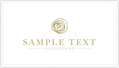 Sample-Text logo
