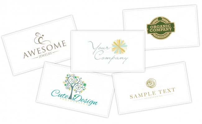 Ready Made Logos at 99 Designs