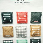 5 DIY Pocket Handwarmers {Sewing Tutorials}