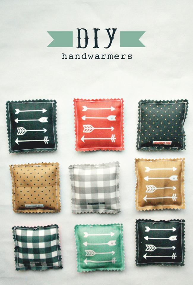 Heat Packs - sewing tutorial 1