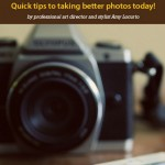 Product Styling Photgraphy Tips