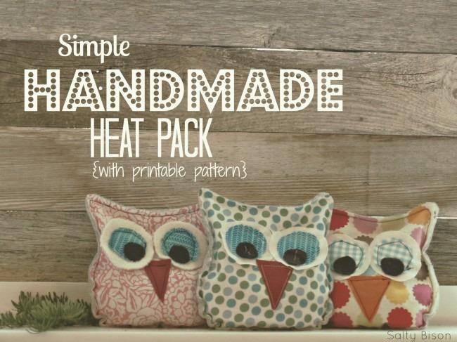 Pocket Handwarmers - Owls