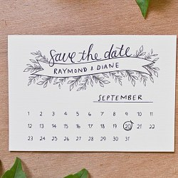 101 wedding printables free for Free printable save the date templates