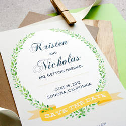 Free Printable Save The Date Cards