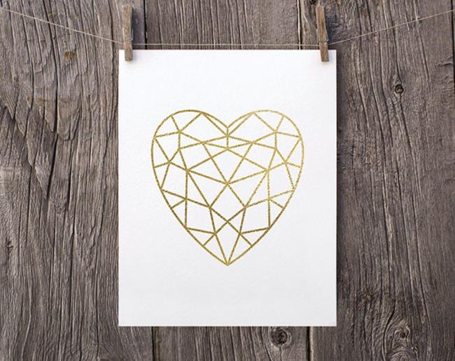 Valentine's Day Printables on Etsy 2