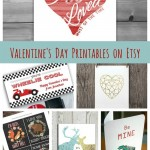 8 Great Valentine's Day Printables on Etsy