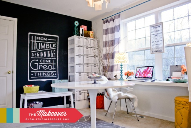Craft Room Makeover - Everything Etsy