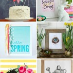 15 Free Spring Printables–DIY Decor