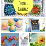 Spring Crochet Patterns–7 Free Designs