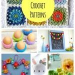 Spring Crochet Patterns–7 Free Designs