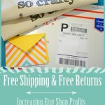Increase Etsy Shop Profits with Free Shipping and Free Returns