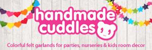 Handmade Cuddles on Etsy
