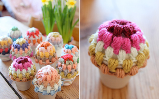 Spring Crochet Patterns - Free Designs on HandmadeandCraft