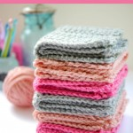 Crochet Washcloth Pattern {free}