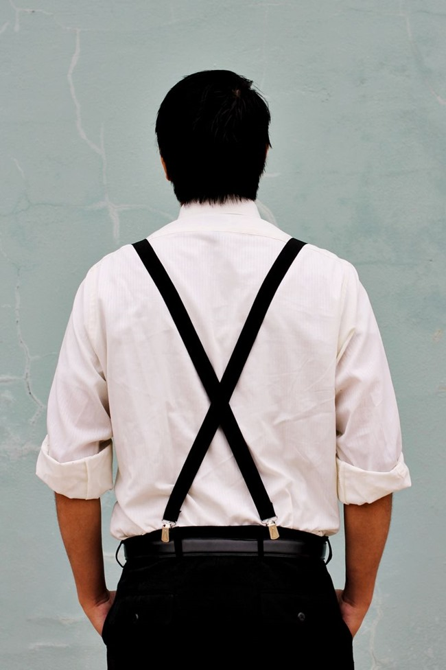 sewing patterns for boys - suspenders
