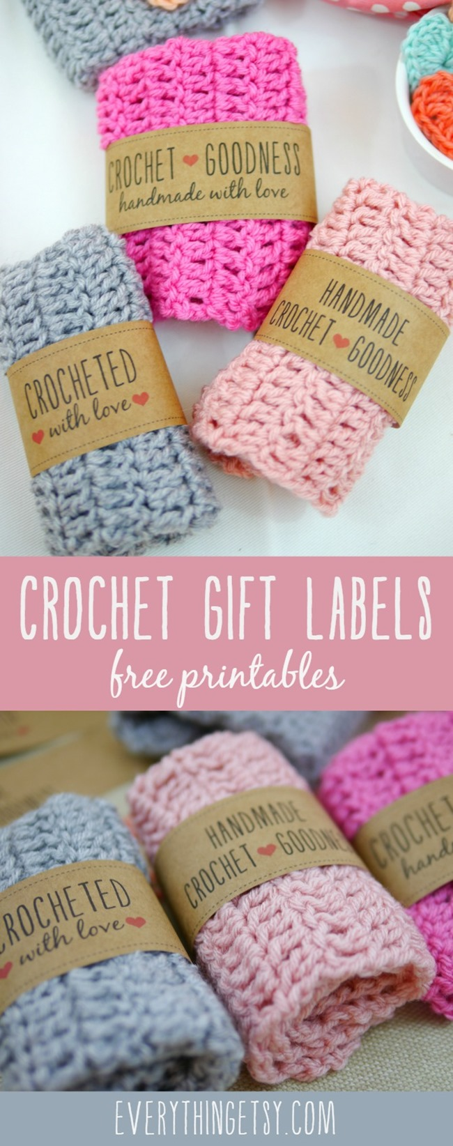 How To Tag Your Crochet For Craft Sales