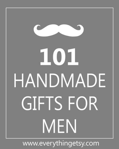 DIY Gifts for Men
