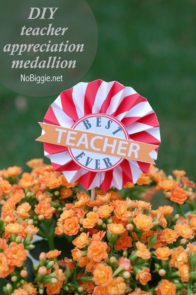 Teacher Appreciation Best Teacher Ever Printable