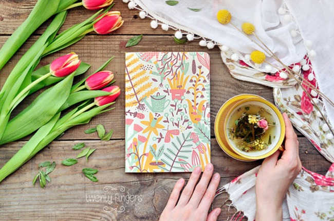mother's day gift on etsy - notebook