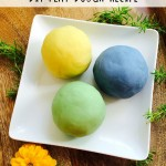 DIY Play Dough {No Cook Recipe}