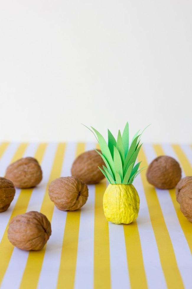 Pineapple Crafts - Bitty