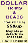 Dollar Trims and Beads on Etsy