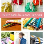 14 Easy Back-to-School Sewing Tutorials