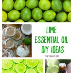 Lime Essential Oil DIY Ideas