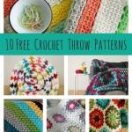 Free Crochet Throw Patterns {DIY Goodness}